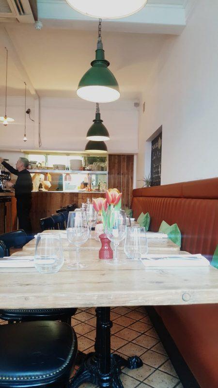 restaurant in fulham