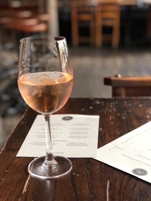 Bar near Brick Lane