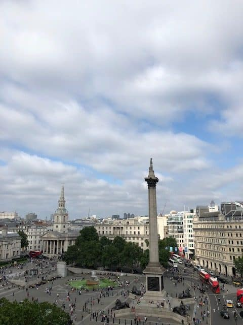 rooftop bar in charing cross