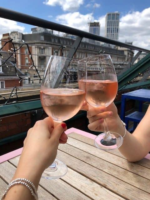 Rooftop Bar in Waterloo