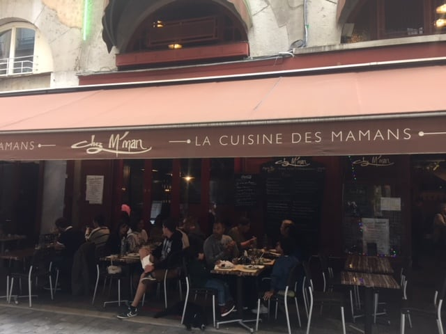 restaurants in lyon