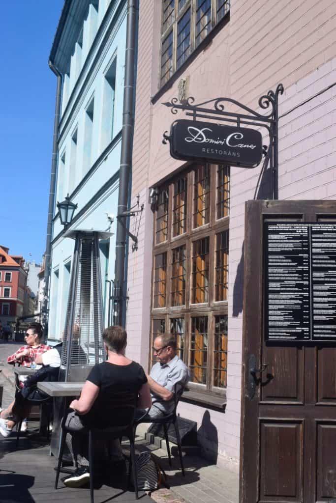 restaurants in Riga