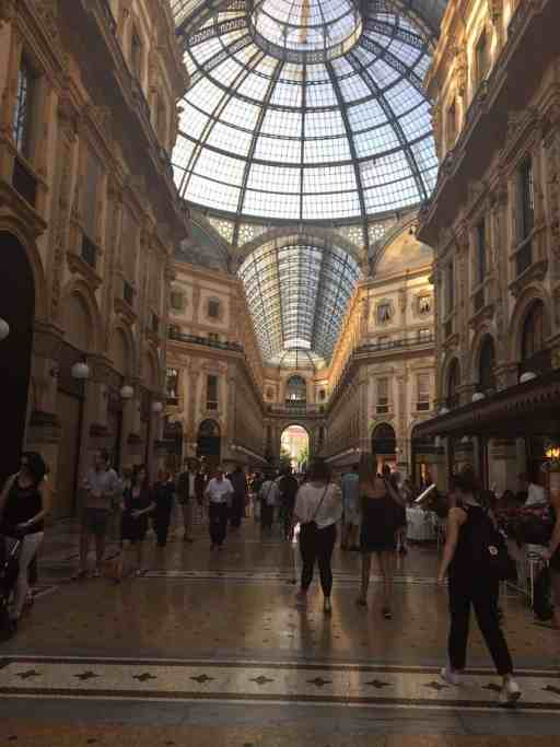 Things to in itinerary in Milan (9)