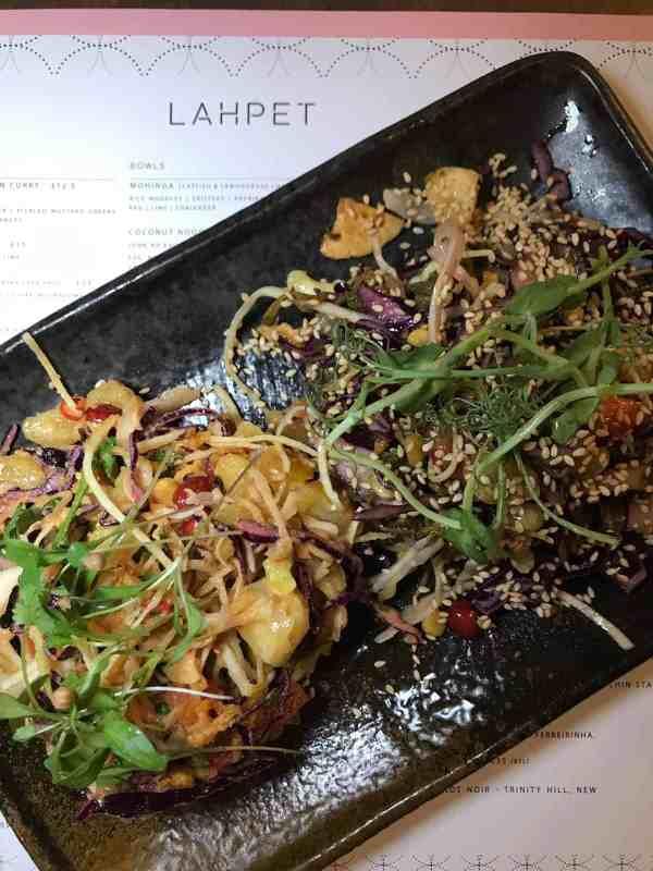 burmese restaurant in shoreditch