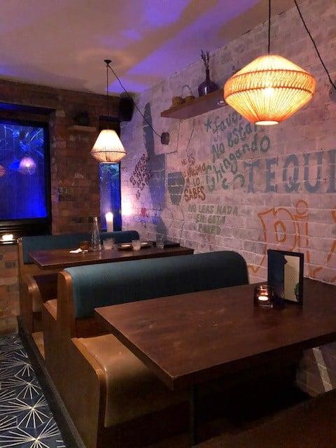 pisco bar in london