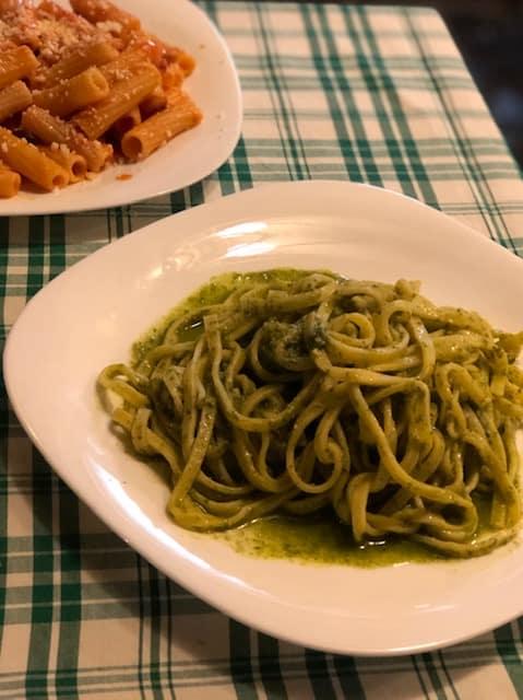 restaurants in rome