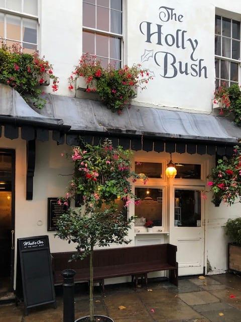 pub in Hampstead
