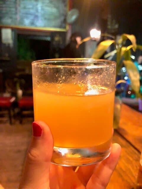 cocktail bar in siem reap