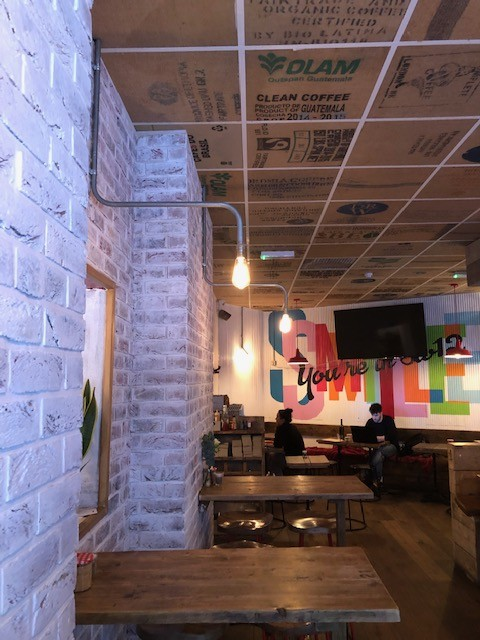 cafe in balham