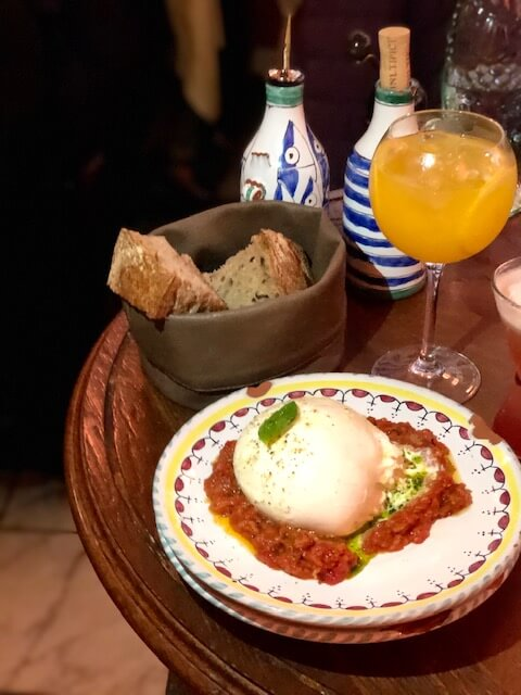 italian food in shoreditch