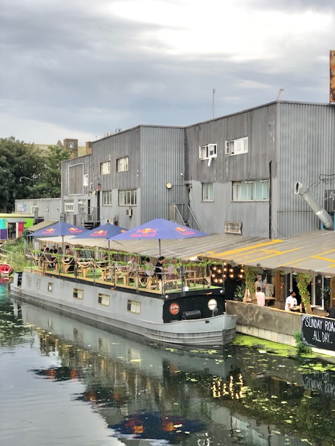bar in hackney wick