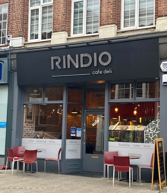 rindio bishop's stortford