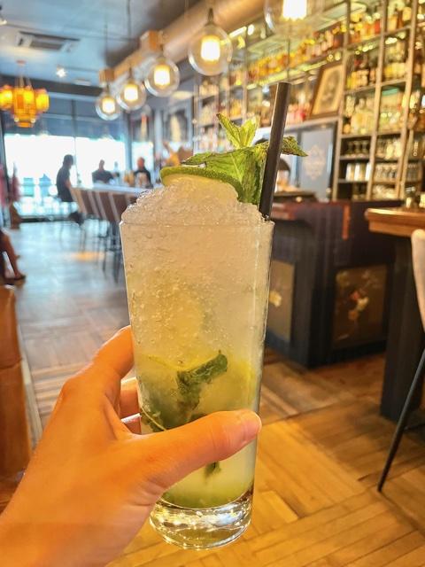 cocktail bar in bermondsey
