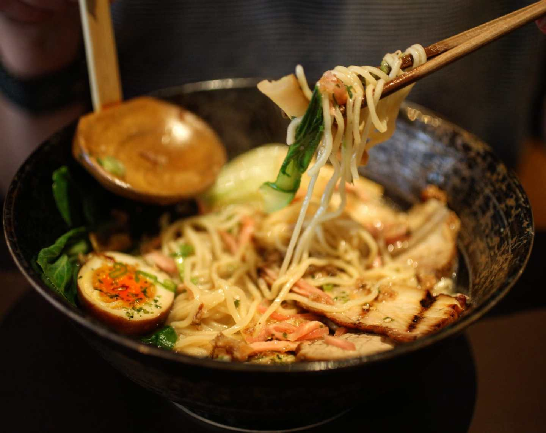 japanese restaurant in battersea