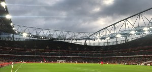 Arsenal v Newcastle 151217