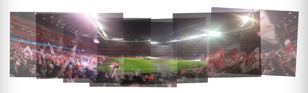Arsenal v Barcelona 2011