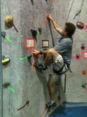 ELLT 2012 Rock Climbing Lapham