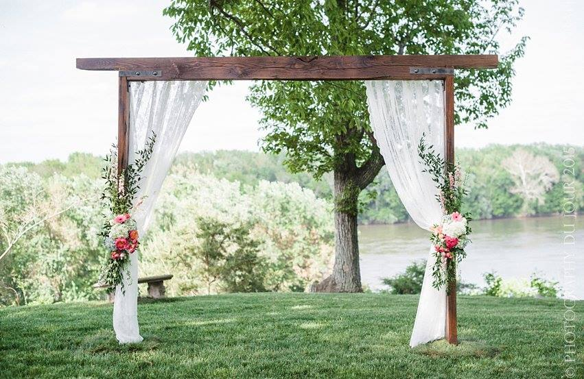 Chuppahs And Arbors: The Art Of The Wedding Arch