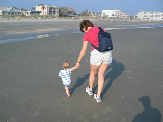 Tips of Taking a Baby or Toddler to the Beach