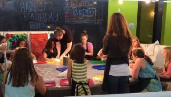 Birthday Party Ideas Girls Age 5