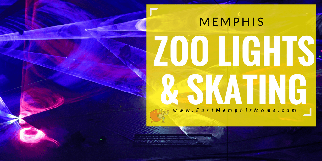 Memphis Zoo Lights - EastMemphisMoms.com