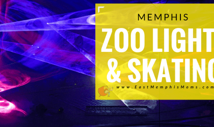 Memphis Zoo Lights & Skating – Updated for 2017