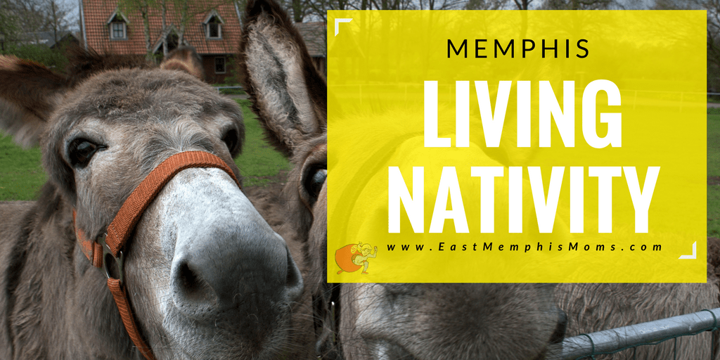 Visit a Living Nativity - Updated for 2017