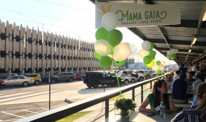 A Review of Mama Gaia in Crosstown Concourse