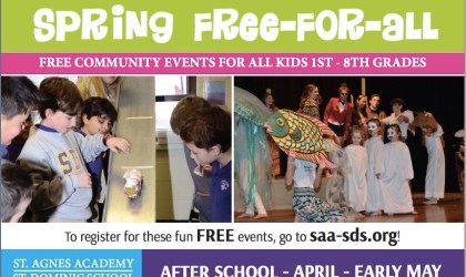 Spring FREE-For-All at SAA-SDS