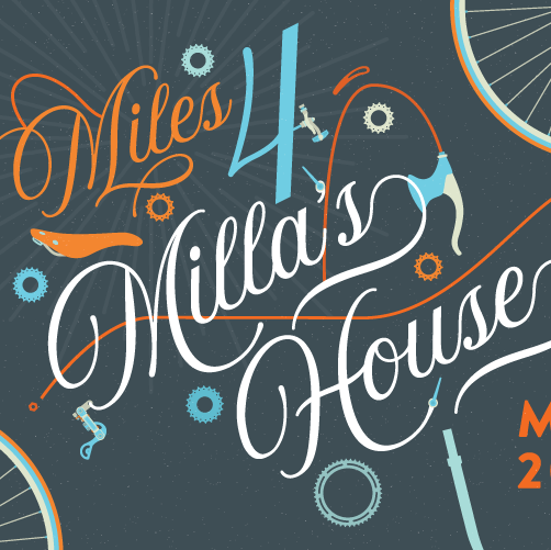 Miles for Milla's House is raising funds for Kemmons Wilson Family Center for Good Grief.