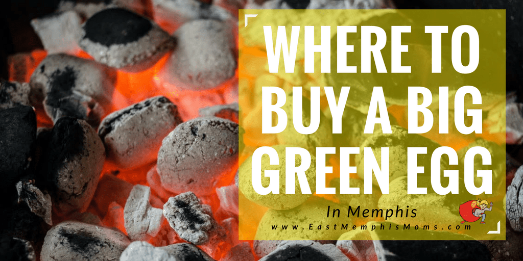 Where to Buy a Big Green Egg in Memphis