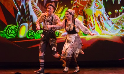 Hansel & Gretel at the Orpheum Giveaway