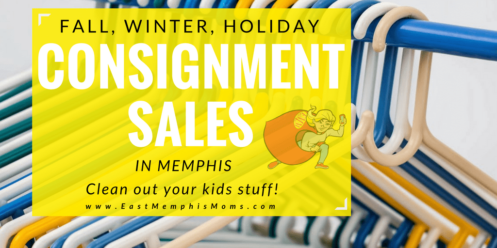 2018 Spring Consignment Sales