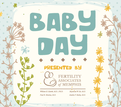 Baby day at the zoo
