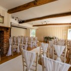 Our inside Civil Ceremony Room