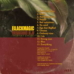 BlackMagic – Starving Artist (Version 3.0)