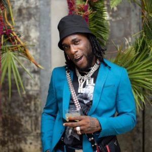 Burna Boy Ft Koffee – Later That Night