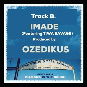 Ceeza Milli Ft. Tiwa Savage – Imade mp3 download
