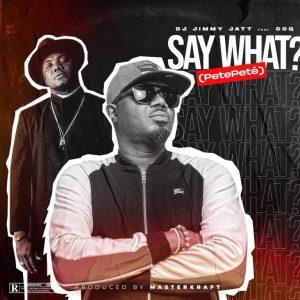 DJ Jimmy Jatt ft. CDQ – Say What? (Pete Pete)