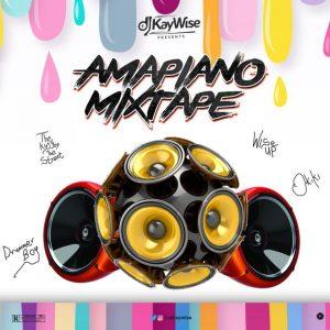 DJ Kaywise – Amapiano Mixtape mp3 audio song lyrics