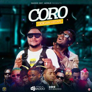Dj Baddo – Coro Gidigan Mix mp3 audio free
