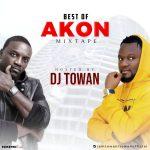 Dj Towan – Best Of Akon Mix