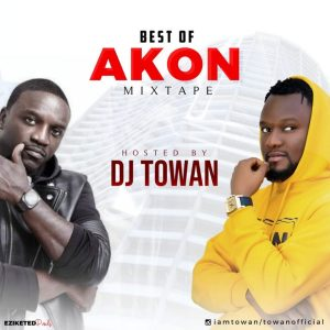Dj Towan – Best Of Akon Mix mp3 download