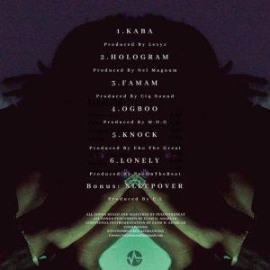 E.L – Songs For Girls 3 EP