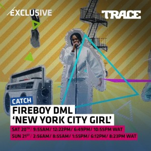 Fireboy DML – New York City Girl mp3