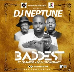 DJ Neptune Baddest mp3 download
