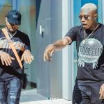 Davido Gets Back At Peace With Zlatan As He Follows Him Back On Instagram