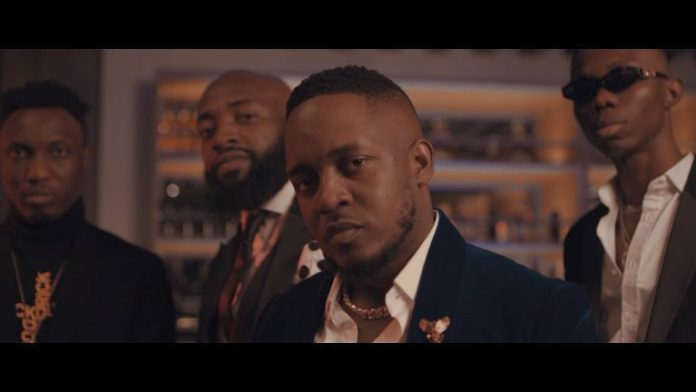 M.I Abaga ft. Blaqbonez, A-Q, Loose Kaynon – The Purification (Martell Cypher 2)