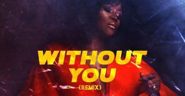 DJ Tunez Ft. Omawumi – Without You (Remix)