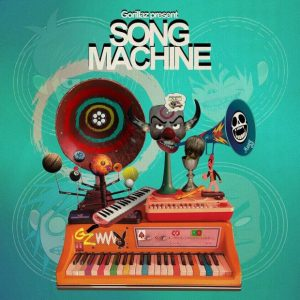 Gorillaz – Song Machine Machine Bitez